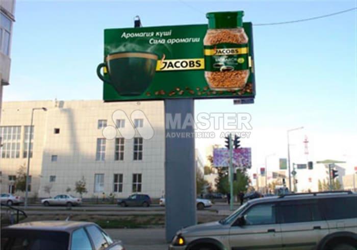 наружная реклама москва щиты