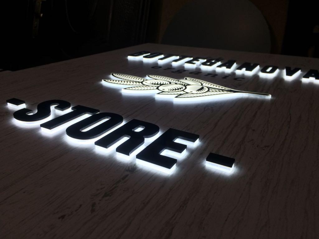 световые короба изготовление недорого